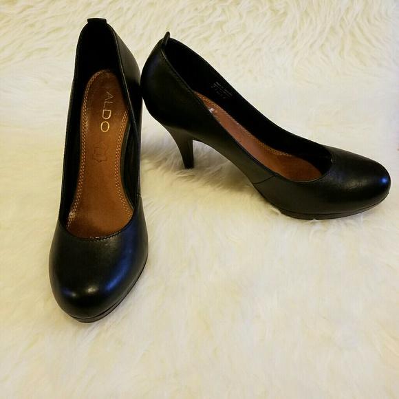 Aldo Shoes - Aldo Leather Heels