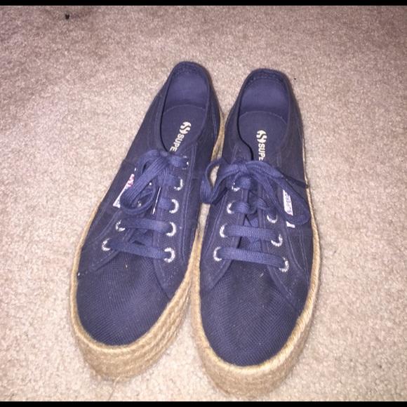 461c1683874 Superga 2790 cotropew navy Espadrille sneakers. M 58e316e2522b4518b40f3628