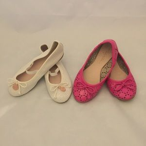 ruby & bloom Other - Two Pairs of Girls Shoes