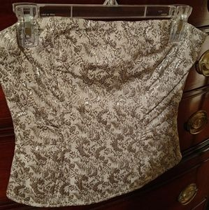 The Limited Tops - Limited strapless top Size S