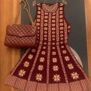 Cynthia Steffe Dresses & Skirts - Cynthia Steffe sleeveless knit dress fit and flare