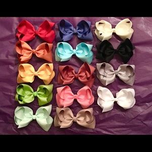 Other - Collection Of 14 Hair Bows