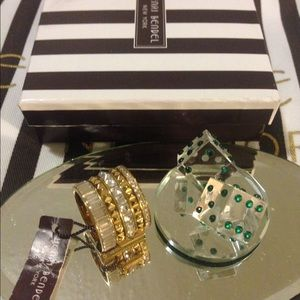 henri bendel Jewelry - Henry bendel Chrysler puzzle ring