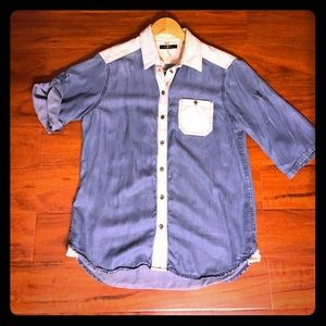 For all 7 mankind jeans shirt
