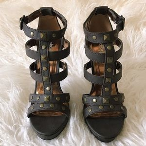 Charlotte Russe Shoes - ⚔️ Gladiator Heels ⚔️