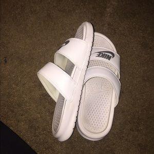 1befb77e6f05 Nike Shoes - 2 strap Nike sandals