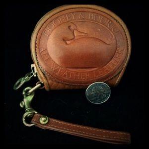 Dooney & Bourke Handbags - Vintage Dooney & Bourke Big Duck Coin Purse