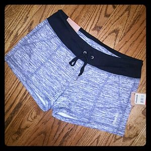 Reebok Pants - Heather Gray REEBOK Sports Shorts