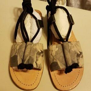 John Fluevog Shoes - JOHN FLUEVOG SANDALS NWOT