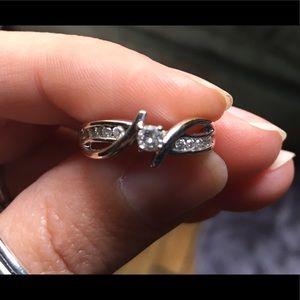 Kay Jewelers Jewelry - Kay Jewelers Diamond Promise Ring