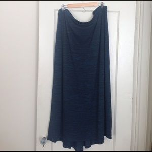 Dresses & Skirts - Long Knit Skirt with lining
