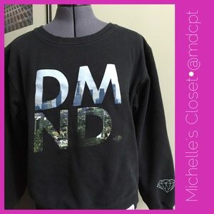 Diamond Supply Co. Other - Black Diamond Supply Sweatshirt
