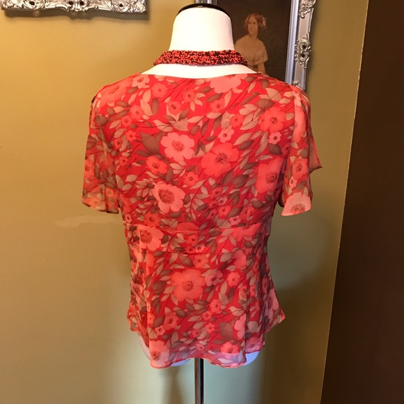 Blouse With Open Sleeves 23