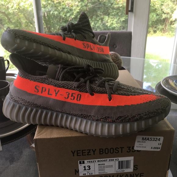 adidas Shoes | Yeezy Boost 35 V2 Beluga