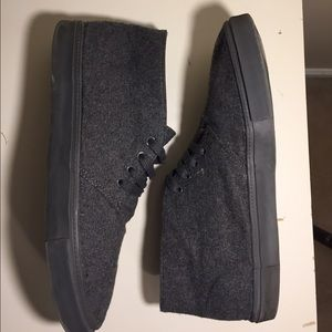 Old Navy Other - Old Navy Wool Chukka Shoes (worn once)