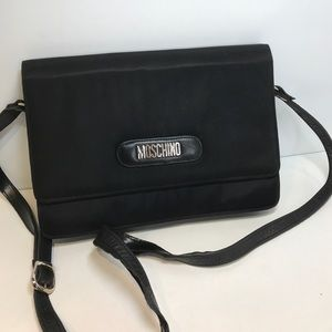 Moschino Handbags - Vintage MOSCHINO Handbag