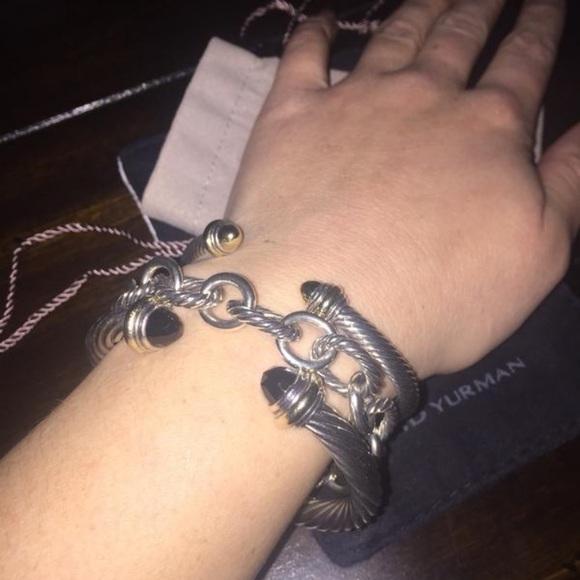 939813607 David Yurman Jewelry - David Yurman oval link bracelet