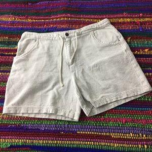 Royal Robbins Pants - Royal Robbins Pique Cotton Walking Shorts Sz 10