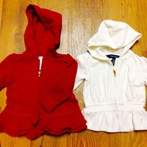 Ralph Lauren Baby Girl Set of Two Jackets (9MO)