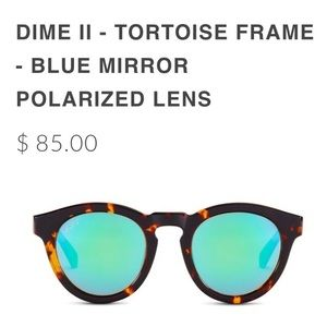 Diff Eyewear Accessories - DIFF Dime II Sunglasses
