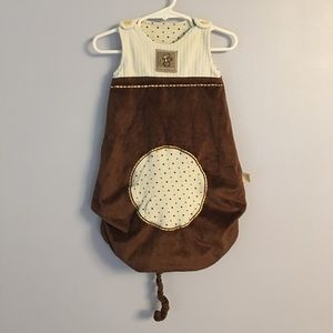 Baby Aspen Other - {Baby Aspen} My Little Monkey Sleep Sack