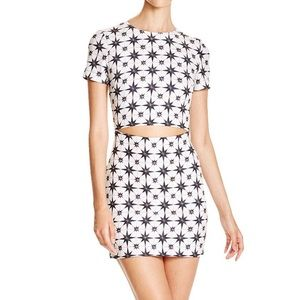 Bec & Bridge Dresses & Skirts - NWT $220 Bec & Bridge Star Cutout Dress Sz 4