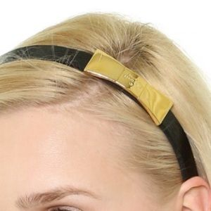 kate spade Accessories - KSNY Things We Love Bow Headband