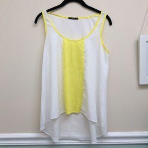 Nordstrom Tops - Soprano sleeveless top size small