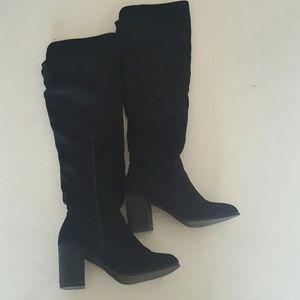 Diba Shoes - MOVING SALE - over the knee boots