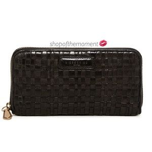 Liebeskind Handbags - 〰🆕 ✦ Liebeskind ✦ Woven Leather Clutch Wallet ✦