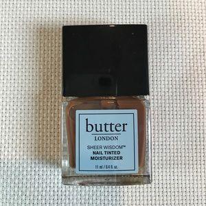 butter london Other - Butter London sheer wisdom nail polish