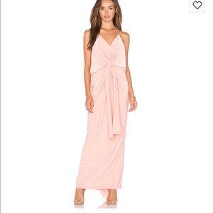 Never worn!!!! 💕Blush bridesmaid dress