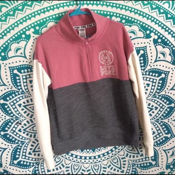 636e956f165c8 Begonia Victoria's Secret pink sweatshirt Sm