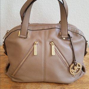 Michael Kors Handbags - Authentic Michael Kors Leather Shoulder Bag
