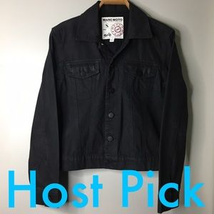 Andrew Marc Other - 🎉HP🎉 Marc Moto by Andrew Marc Black Jacket