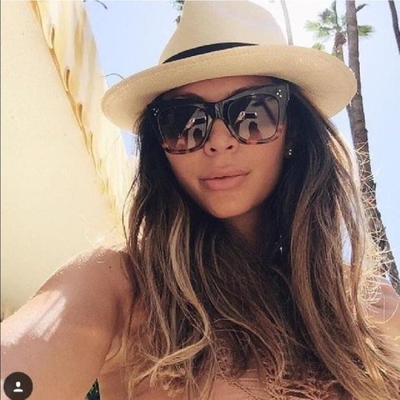 4d7ae5a7b304a Celine Accessories - Celine Catherine Havana and black sunglasses
