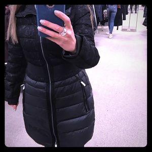 Zac Posen Jackets & Blazers - Zac Posen black lace down coat