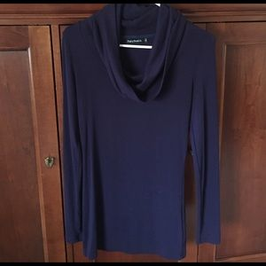PattyBoutik Dresses & Skirts - Navy Sweater dress
