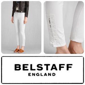 Belstaff Denim - 💕NEW💕BELSTAFF ENGLAND RHOSSILI ANKLE LACE JEAN