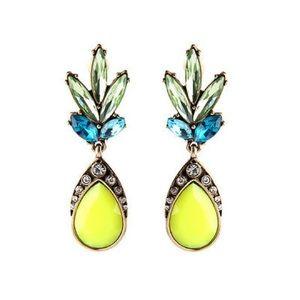 karen1177 Jewelry - Just In🍍New Unique  Yellow Earrings🍍