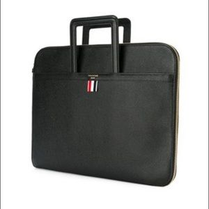 Thom Browne Other - THOM BROWNE flat briefcase