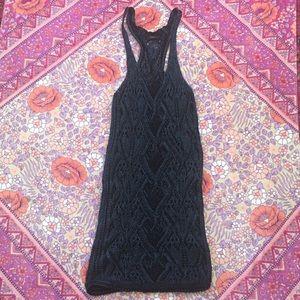 JOSEPH woven beach dress