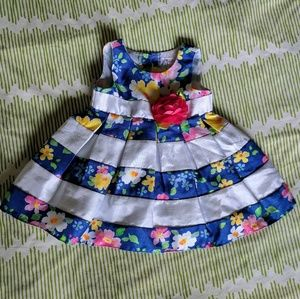 Youngland Other - EUC Toddler 18 month floral formal dress