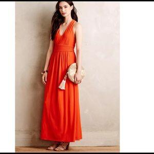 Anthropologie Yuma Maxi Dress
