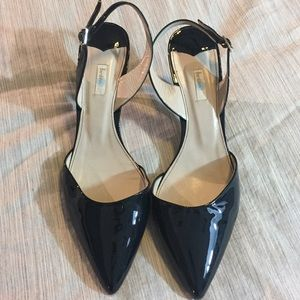 Boden Patent Leather Heels