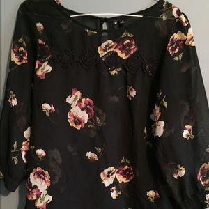 Influence Tops - Woman's blouse