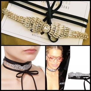 8 Other Reasons  Jewelry - 8 OTHER REASONS ✨ Starburst Choker NWT
