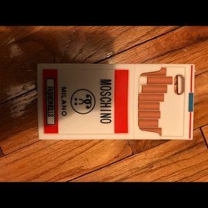 iPhone 6 Plus case moschino