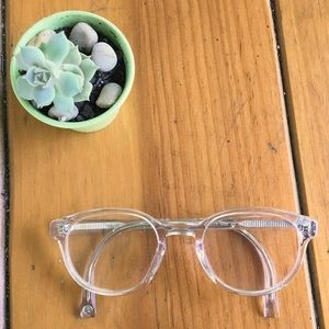 Warby Parker Accessories - Warby Parker Clear Percel Eyeglasses