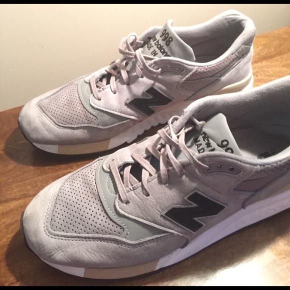 chaussures de sport b14dd 2b2f5 New Balance 998 Made in USA